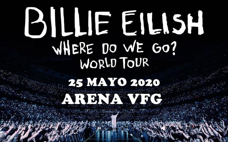 Billie Eilish en Guadalajara