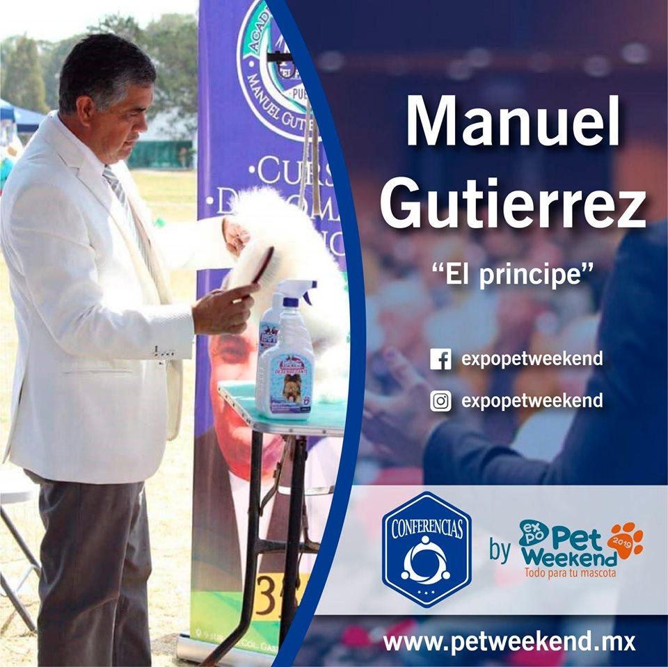 Expopet 2019 Manuel Gutierrez