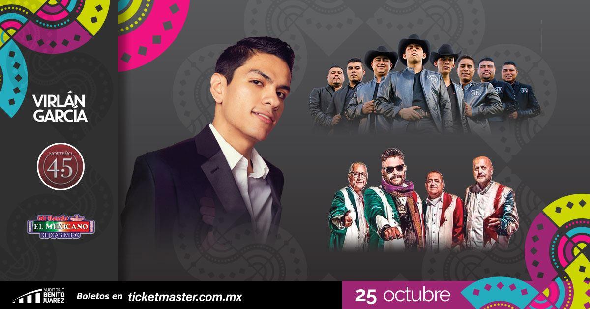 Mi Banda el Mexicano Fiestas de Octubre 2019