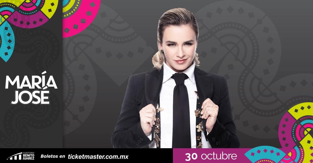 Maria Jose Fiestas de Octubre 2019