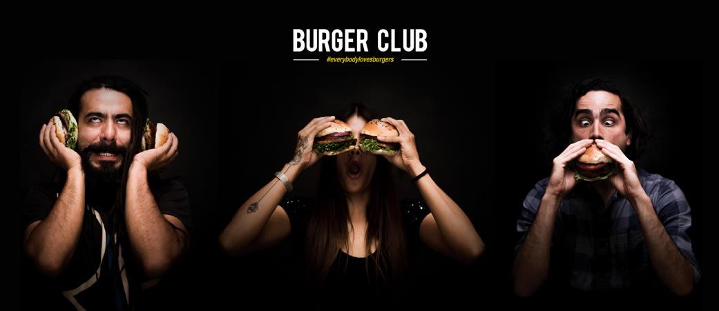 Burger Club Guadalajara - Hamburguesas Gourmet