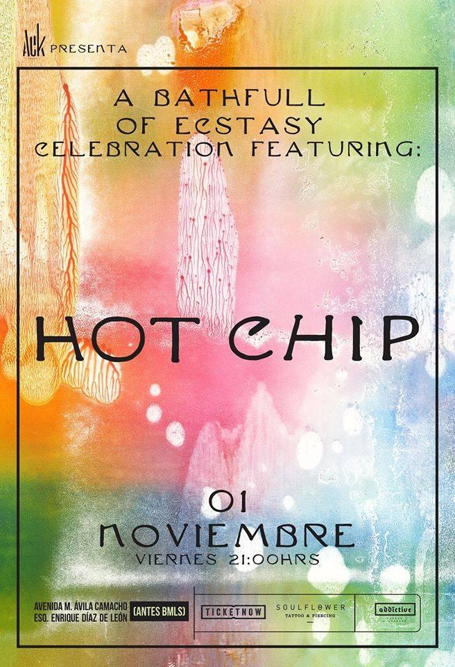 Hot Chip en Guadalajara 2019