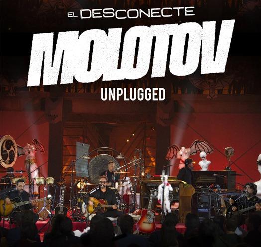 Molotov El Desconecte Unplugged Teatro Diana 2019