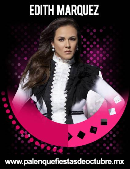 Edith Marquez Palenque Fiestas de Octubre 2019