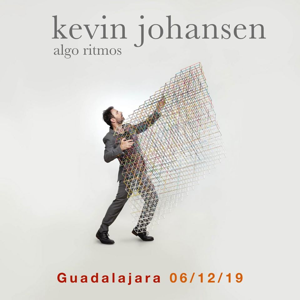 Kevin Johansen Guadalajara 2019