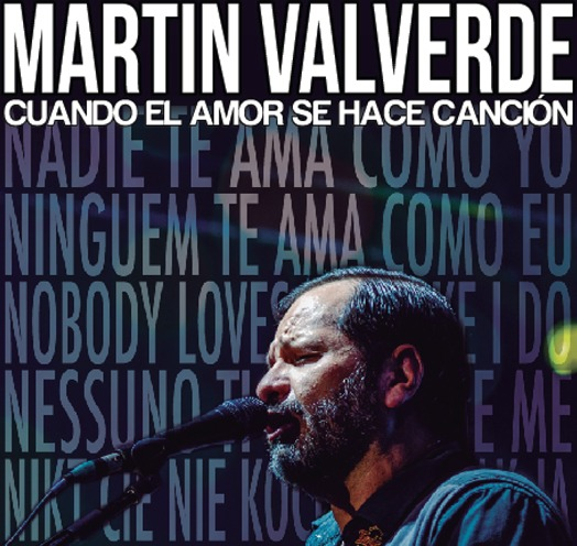 Martin Valverde Teatro Diana