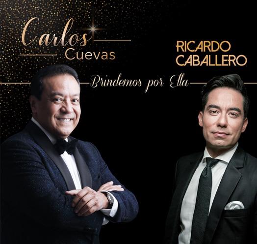 Carlos Cuevas y Ricardo Caballero Feberero 2020 Teatro Diana