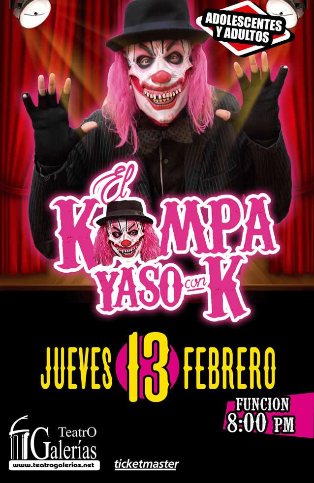 El Kompa Yaso Guadalajara Febrero 2020