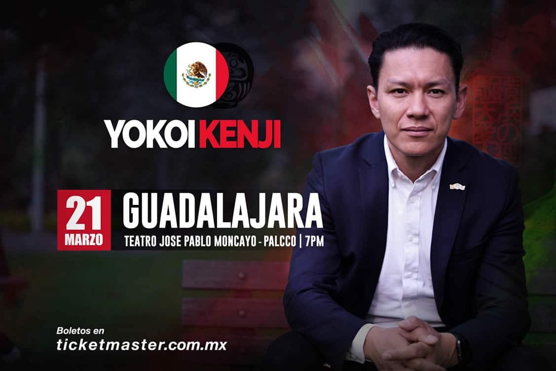 Yokoi Kenji Guadalajara 2020 PALCCO