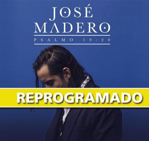 José Madero - Psalmos 19:20 - Teatro Diana 2021