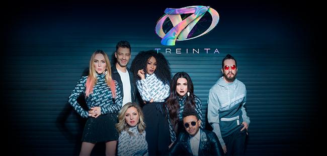OV7 - Treinta - Auditorio Telmex