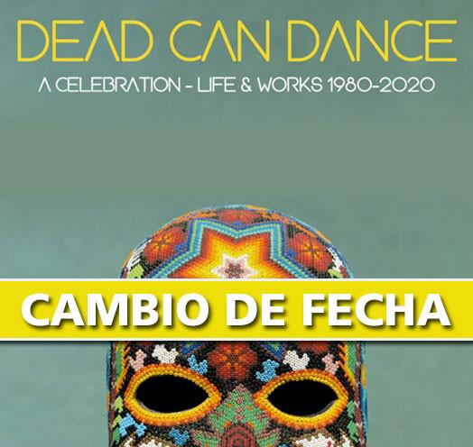 Dead Can Dance en Guadalajara 2021